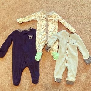 Baby boy bundle - newborn